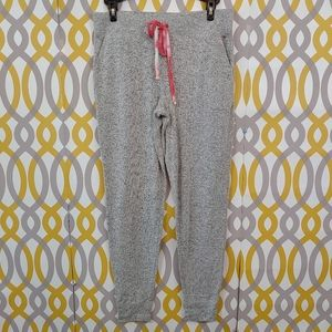 PINK VICTORIAS SECRET Jogger Sweatpants Small